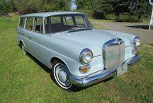Mercedes-Benz S Class 200/220 Series 1959-1965
