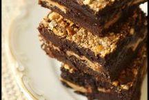 fistikli brownie