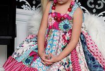 little girls clothing