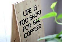 Coffee Break / Make coffee not war / by Denise Trombani