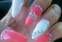 crown royal nails & nail art gallery by nded /  crown royal nails & nail art gallery by nded