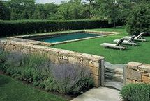 Pools landscaping