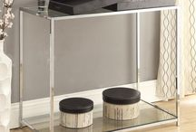 Console Tables for Small Spaces