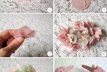 Diy pretty flower crowns