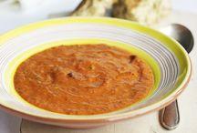 Soepen / Dit bord gaat over bordjes soep.