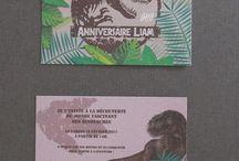 Anniversaire Jurassic