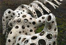 Sculptures/Ceramic