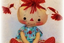 Raggedy Anne / by Magentababy ♥