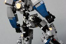 lego + mecanic