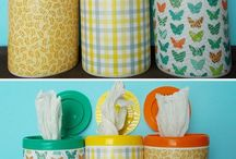 Clever Cleaning Ideas / by Tracy Chasteen