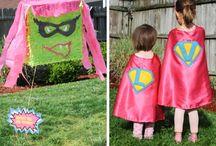 ~Super Hero Party-Girls!~