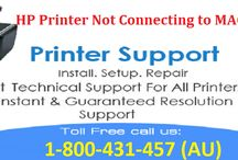 Call 1-800431457 to Fix HP Printer Not Connecting To Mac Issue