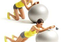Create a Core / Strong core =  strong body