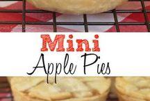 apple pies