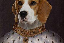 Beagle dibujo