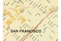 San Francisco Souvenirs, party supplies and Christmas Ornaments / by NYCwebStore .com