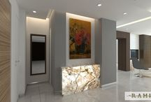 The Residences at Mandarin Oriental, Las Vegas Renderings 2016 / These renderings were created by world-renowned designer Pedram Rahimi, who hand-selected Dacor appliances to be featured in the suites.  / by Dacor