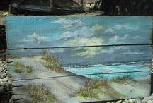 Acrylschilderijen