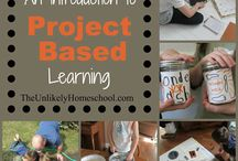 Project based education / by Vicki Welch