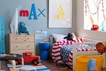 My boy's room