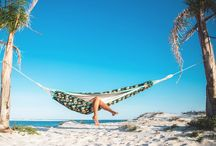 Layback Co Hammocks / Hammocks made for laying back in, these exquisite hammocks are designed for the modern adventurer.