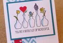 Card making: Friendship / by Isabelle Potter @ IzzyCards