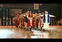 tańce narodowe