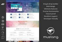 Wordpress Themes / A place to stash any great WordPress themes