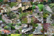 Dry creek beds