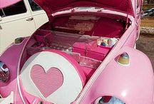 Pink stuff!