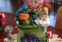 cakes / by Lesha Sizemore McQueen