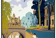British Travel Posters I love