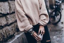 Oversized jumpers