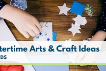 Children's Arts and Crafts / All things arts and crafts for kids! When children are looking for some DIY fun, these ideas will be a hit.