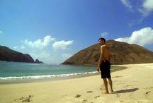 Beach travel / Lombok - Indonesia