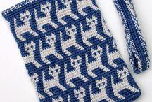 Вязание крючком / Игрушки, интерьер, одежда и прочее-прочее.