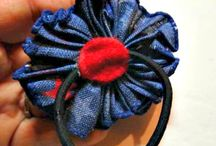 Button and bows