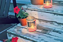 JULY 4TH Of Course!  / Fourth of July Ideas and Fun