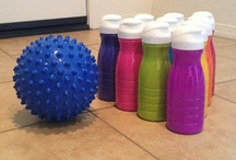 Bowling  / Bowling themed party ideas / by Jamie Austin