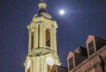The Moon over Penn State / Shots of the Moon over various locations on campus. / by Lunar Lion