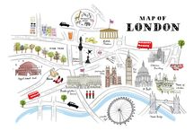 London Themed Room Ideas / by Ashley Steinmetz