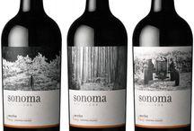 Wine Label Design / wine design, bottle design, packaging