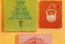 Vintage Holiday Crafts and Activities