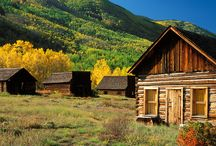 Colorado / Ghost towns / by D B