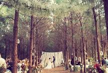 wedding <3 forest