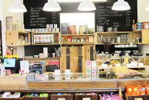 Shops / Nice shop interiors