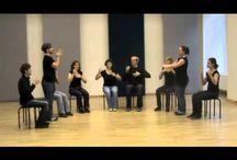 dans musik och rörelse