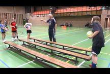 handbollsträning barn