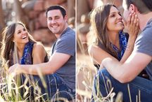 sedona engagement session ~ sedona bride photographers / jenny + eric's engagement session at ::