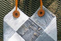 Blue Jean crafts / by Carmen Graham